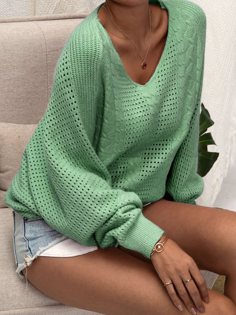Knitted Shirts & Tops