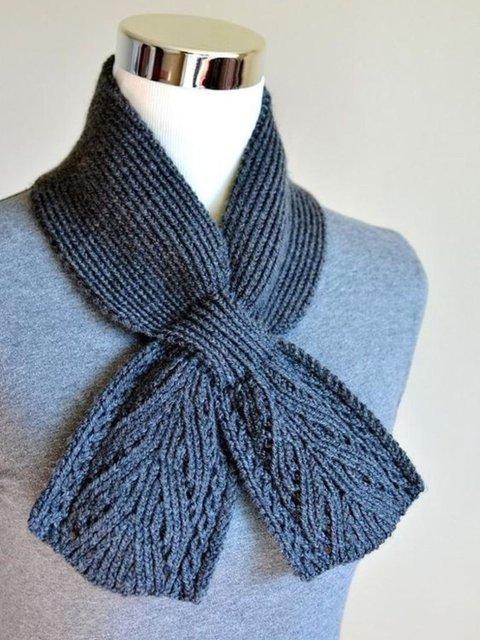 Winter Neckchief Warm Scarf