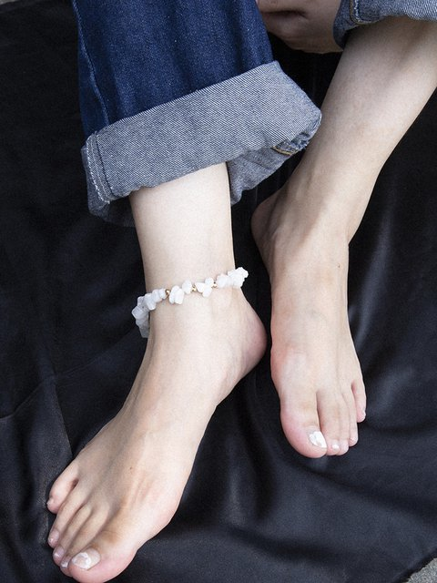 Women Simple Casual Anklets
