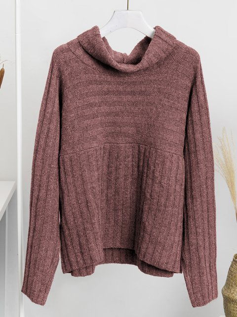 Loose casual sweater