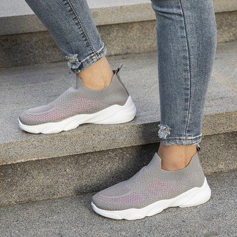 Women Flat Heel All Season Sneakers