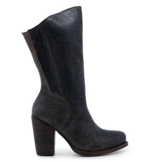 Casual High Heel Split Joint Winter Boots