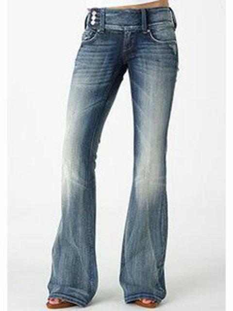 Denim Vintage Pants