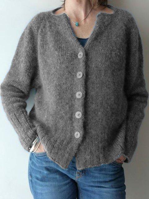 Cotton-Blend Buttoned Outerwear