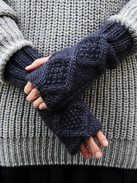 Basic Knitted Gloves & Mittens