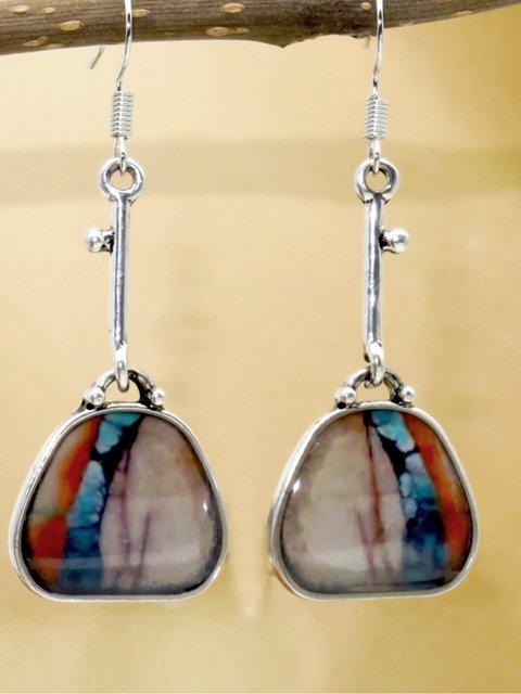 Artistic Vintage Elegant Earrings