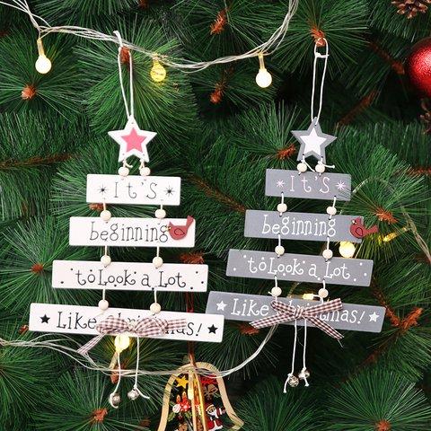 Christmas Door Hanging Decoration