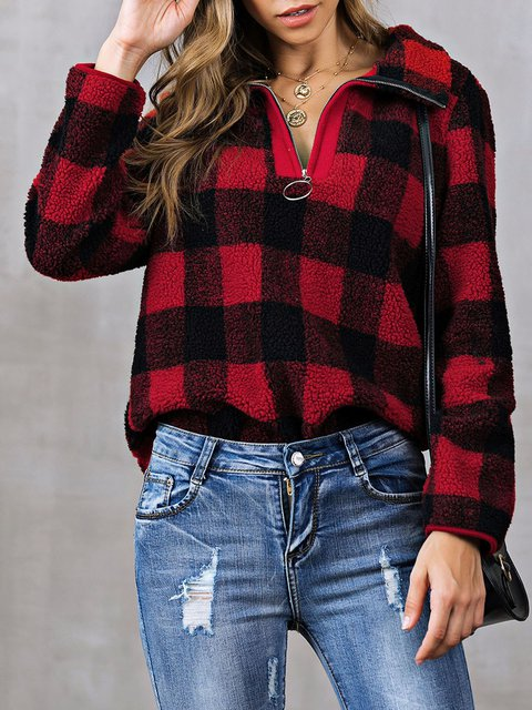 Long Sleeve Shift Outerwear