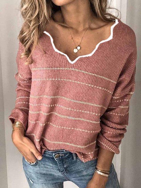 Long Sleeve Vintage Sweater