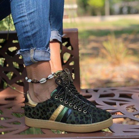 All Season Mohair Sneakers