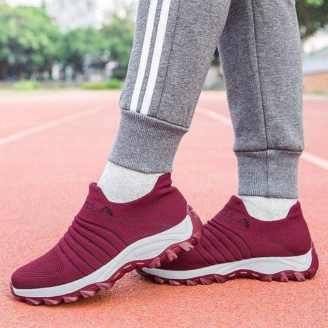 Unisex Non-slip All Season Slip-On Sneakers
