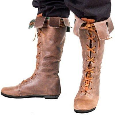 Women Casual Pu Long Boots