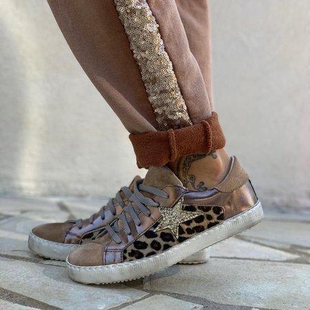 Pink All Season Flat Heel  Sneakers