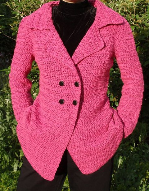 Solid Knit Cardigan Women Plus Size Sweater