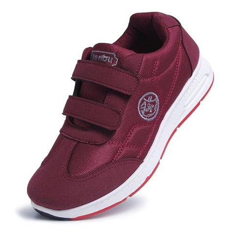 Women Casual Cotton Cloth Flat Heel Fall Sneakers