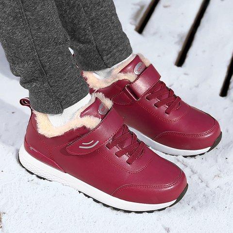 Women's Autumn/Winter Casual Flat Heel Sneakers