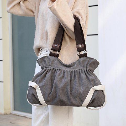 Classic Canvas Shoulder Bags