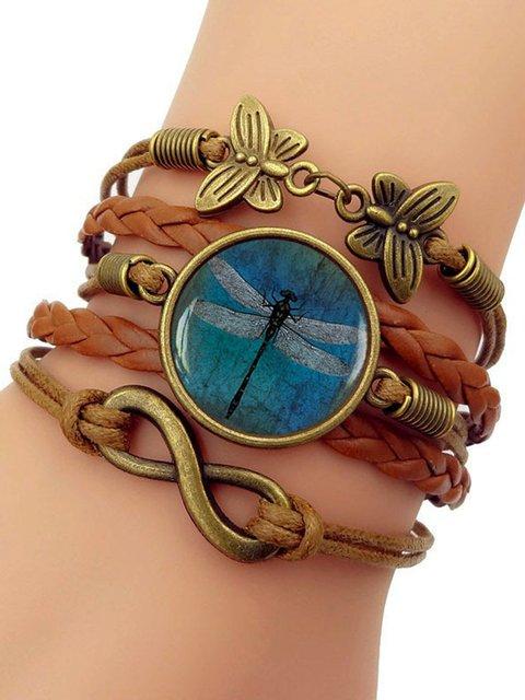 Polyester Vintage Four Seasons Jewelry Vintage Bracelets