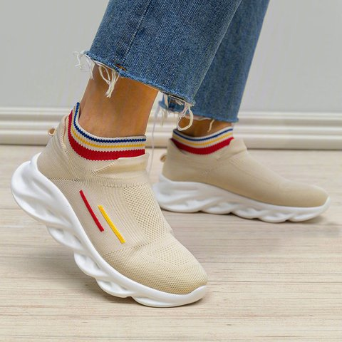 Casual Slip On Athletic Winter Sneakers