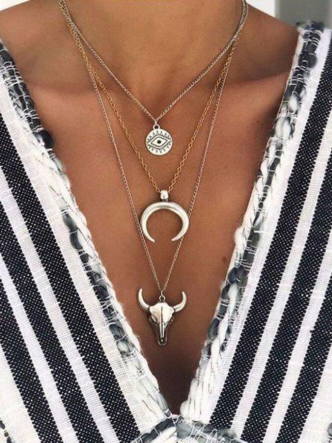 Fashion Multi-Layer Necklace