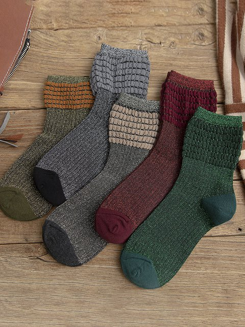 Vintage Sock