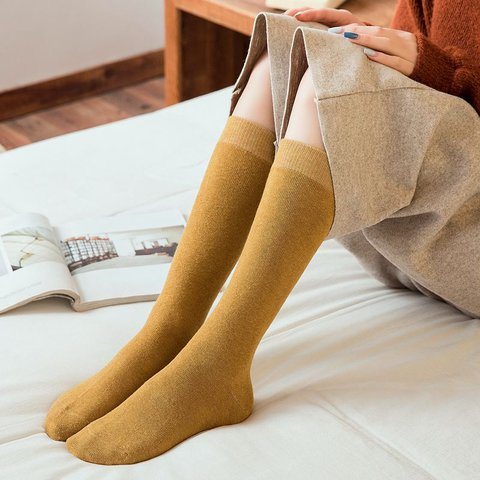 Thicken Warm Calf Socks Long Knee Socks