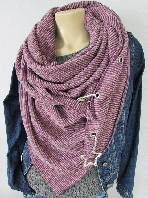 Corduroy Casual Scarves & Shawls