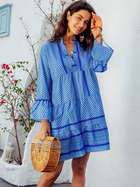 Women Dresses Daily Printed Dresses