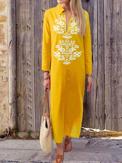Caftan Tibal Summer Dresses Shift Beach Holiday Maxi Dresses