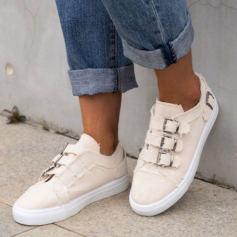 Daily Summer Cloth Sneakers