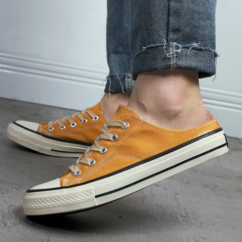 Fall Casual Round Toe Sneakers