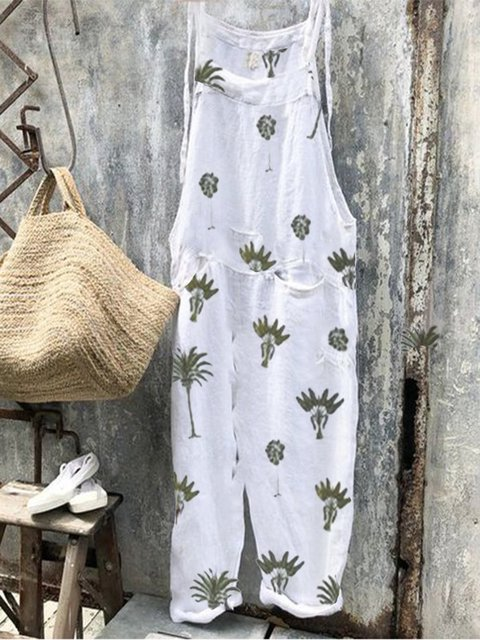 Linen Printed One-Pieces