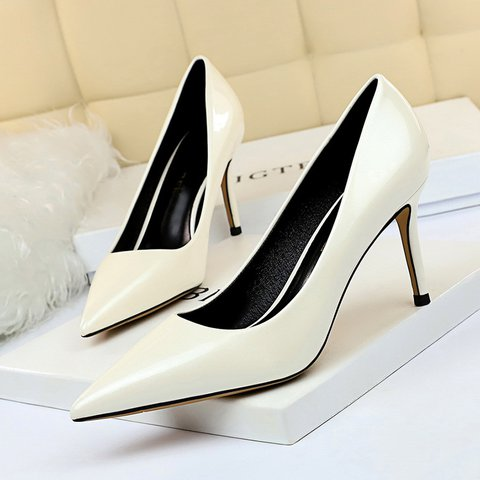 Stiletto Heel Date Elegant Pumps
