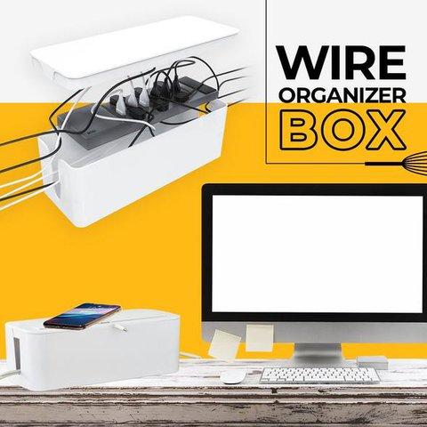 Wire Organizer Box
