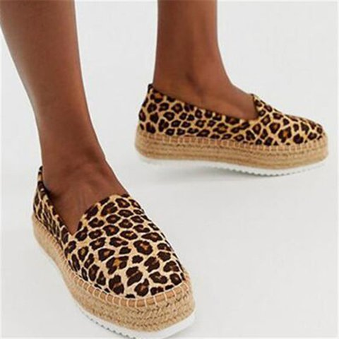 Women Casual Daily Comfy Platform Sneakers