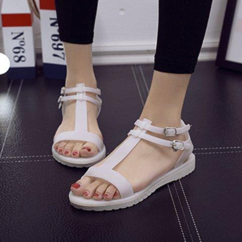 Pi Clue Pvc Sandals