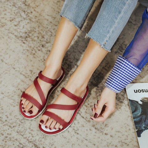 Pi Clue Beach Summer Slippers