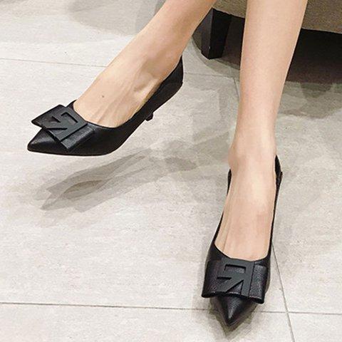 Stiletto Heel Pointed Toe Elegant Pumps