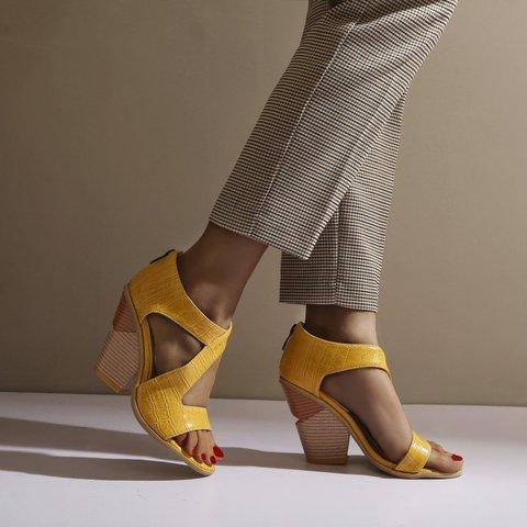 Women Date Summer Platform Sandals