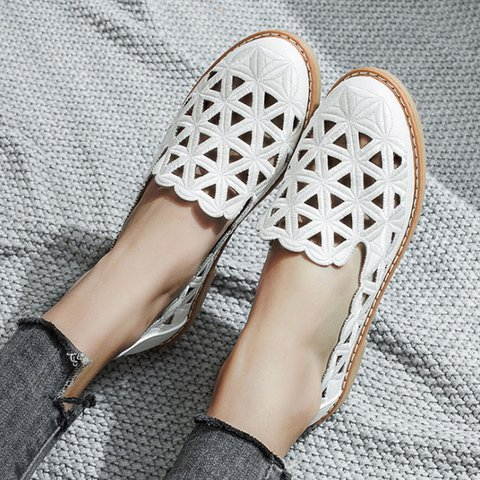 Pi Clue All Season Low Heel Loafers
