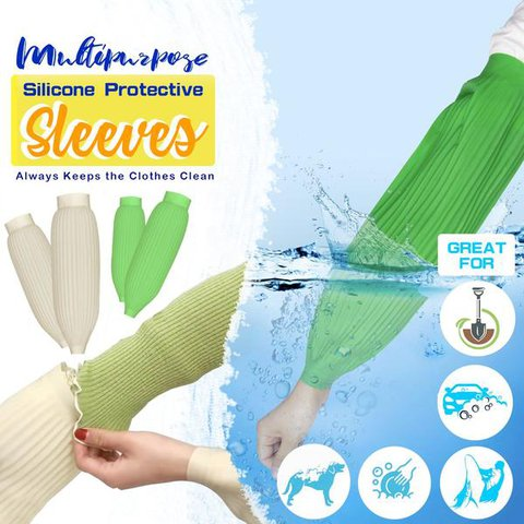 Multipurpose Silicone Protective Sleeves