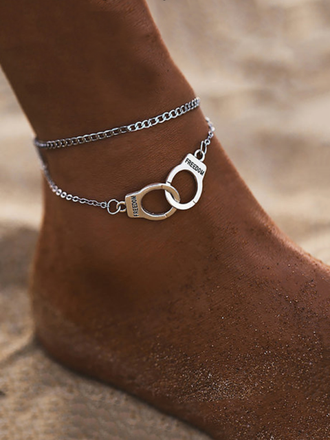 Vacation Handcuffs Beach Anklets