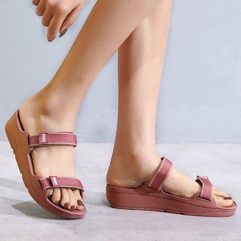 Pi Clue Low Heel Summer Slippers