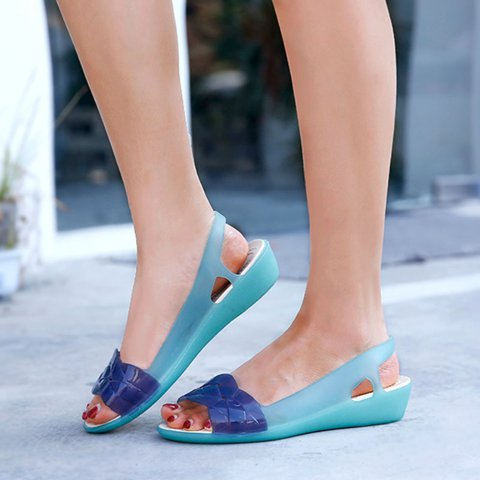 Pi Clue Jelly Summer Sandals