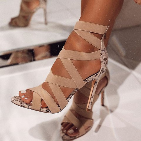 Fabric Daily Summer Sandals