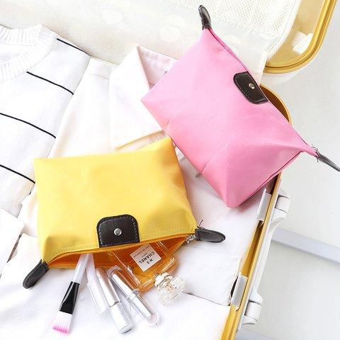 Simple Cute Cosmetic Storage Bag