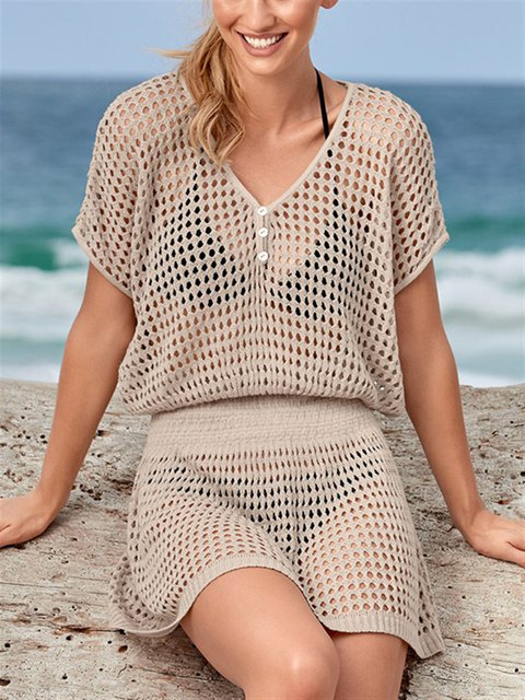 Beach Hollow Vacation Beach Dress