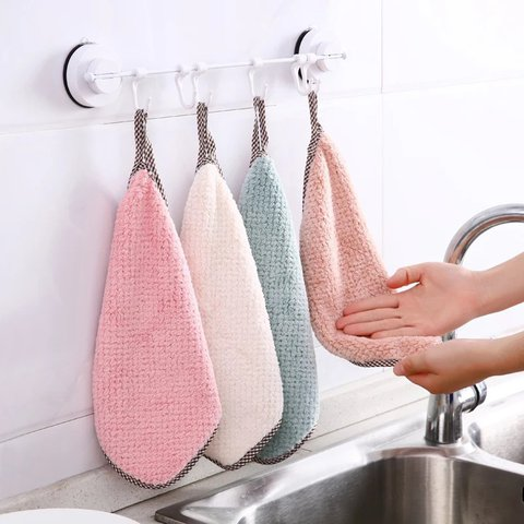 Household Hand Towel Kitchen Rag