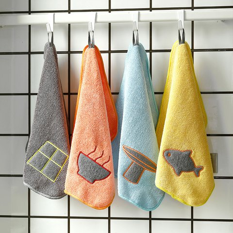 Household Hand Towel Kitchen Rag