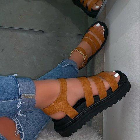 Women Summer Slip-on  Sandals